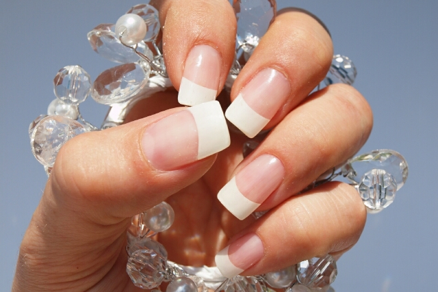 French Nails / Perlen