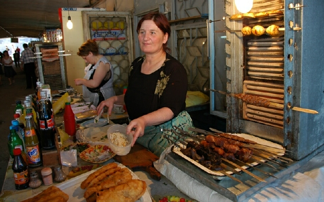 Our Favorite Kebabs in Yerevan