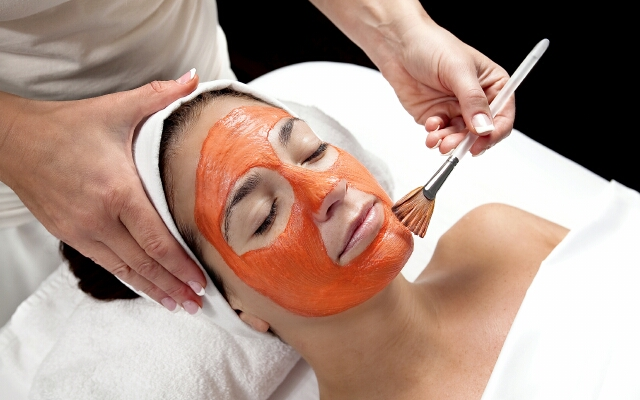 Pumpkin Facial at The Ritz-Carlton Palm Beach