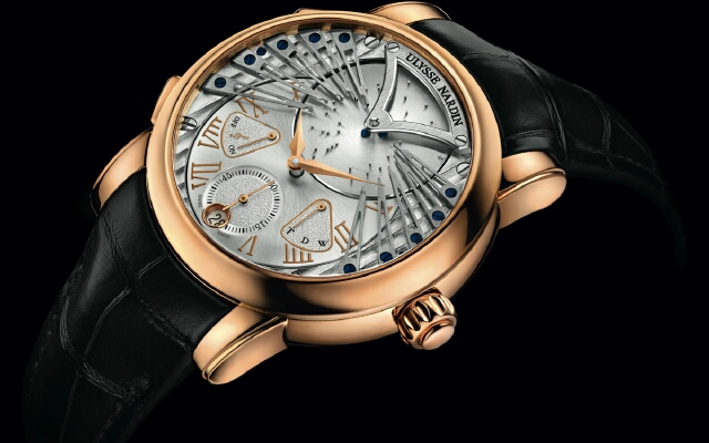 Ulysse Nardin Stranger debuts as world's first musical wristwatch